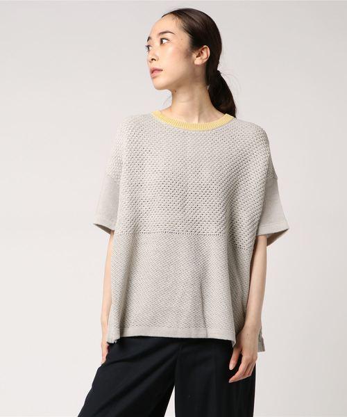 超安い 【セール】【toiro TOKYO】スイッチング・ゲージ・オーバーサイズ/ビッグシルエット(Tシャツ/カットソー)|PARKS TOKYO SELECT(パークストウキョウセレクト)のファッション通販, ナハシ:466068b1 --- pyme.pe