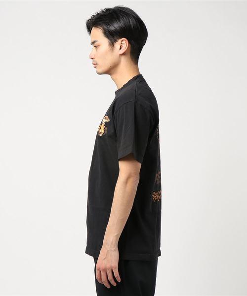 BORN X RAISED/ボーンアンドレイズド/SCHOOL SPECIAL T-SHIRTS