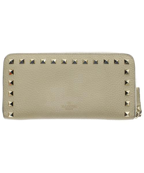人気大割引 ロックスタッズ ラウンドファスナー長財布, パリスマダム 857f6246