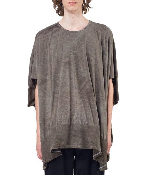 ファッションの ROGGYKEI スクエアラップTシャツ(Tシャツ/カットソー) MIDWEST|ROGGYKEI(ロギーケイ)のファッション通販, ゴジョウメマチ:ff04040b --- pashminasandwraps.de