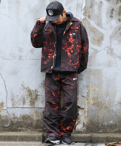 超特価激安 MYne/マイン nylon dyed nylon dyed jacket(ブルゾン) MYne(マイン)のファッション通販, ナガヨチョウ:4114b212 --- blog.buypower.ng
