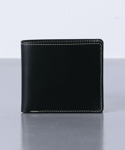 <Whitehouse Cox(ホワイトハウスコックス)> S8772/二つ折り財布