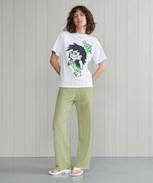 <H>SLIM PANTS/パンツ