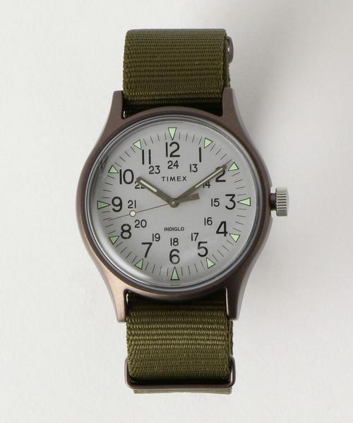 [タイメックス ]SC★ TIMEX MK1 ALUMINUM オリジナルキャンパー / 腕時計