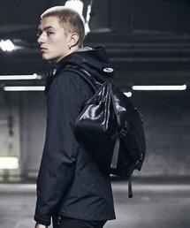 防水レザーメッセンジャー【BROSKI AND SUPPLY/ブロスキーアンドサプライ】Conversion Piste / waterproof leather messengerbag(メッセンジャーバッグ)