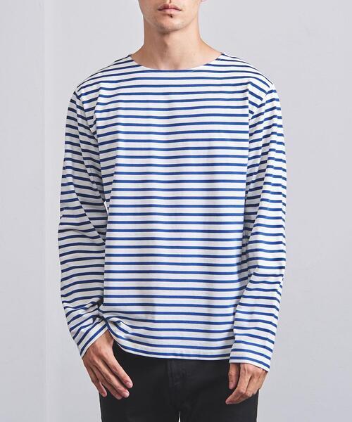 <BATONER(バトナー)> バスクシャツ