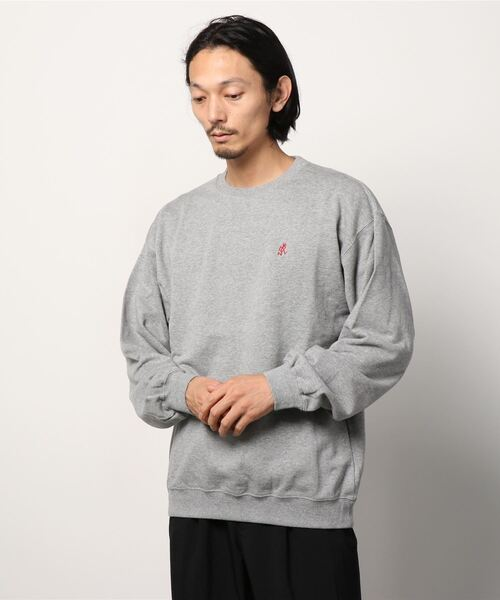 【 Gramicci / グラミチ 】sweat shirts スウェット トレーナー スエット 9519FTY INS