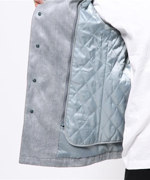 TORNADO MART∴T/Cスエードへリンボンカバーオールジャケット