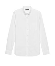 BANANA REPUBLIC(バナナリパブリック)のスリムフィット シアサッカーシャツ(シャツ/ブラウス)
