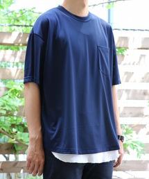 SUNNY  SPORTS(サニースポーツ)のSUNNY SPORTS/サニースポーツ BIG CREW TEE(Tシャツ/カットソー)