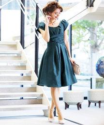RUIRUE BOUTIQUE(ルイルエブティック)のスタイル美人ワンピースドレス/結婚式・お呼ばれ対応フォーマルパーティードレス(ドレス)