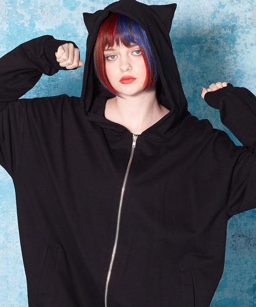 大特価 黒猫パーカー -スーパービッグ-(パーカー)|ankoROCK(アンコロック)のファッション通販, BEE SPORTS:25d76a34 --- tsuburaya.azurewebsites.net