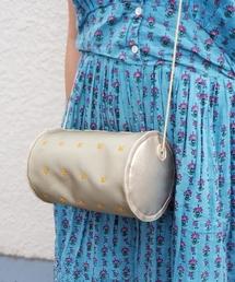 Casselini(キャセリーニ)のチュール刺繍ポシェット(ショルダーバッグ)