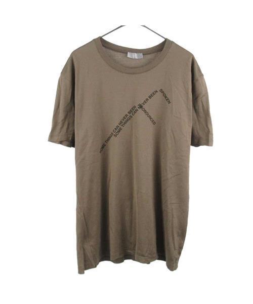 brand new f30bb e2a47 フロントプリント 半袖Tシャツ