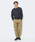 サンドベージュ model:178cm 着用サイズ:L