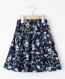 THE SHOP TK (ザ ショップ ティーケー )の【ママとおそろい】花柄スカート(スカート)