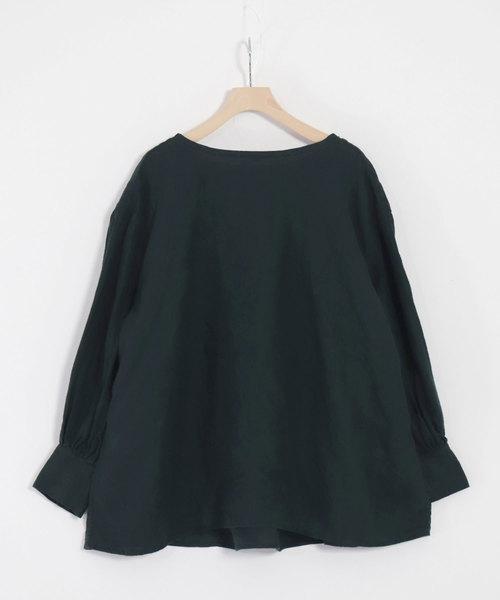 定番  [Brocante/ ブロカント] リネン起毛シャンブレークチュリエシャツ(シャツ/ブラウス)/|Brocante(ブロカント)のファッション通販, 笑和生活:4c29017f --- 5613dcaibao.eu.org