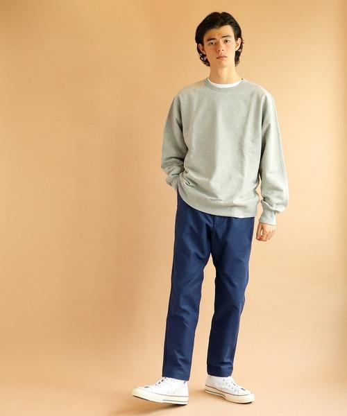 【 Le sans Pareil/ ルサンパレイユ 】10oz FT CREW SWEAT 10オンス クルーネック セーター homme(メンズ)