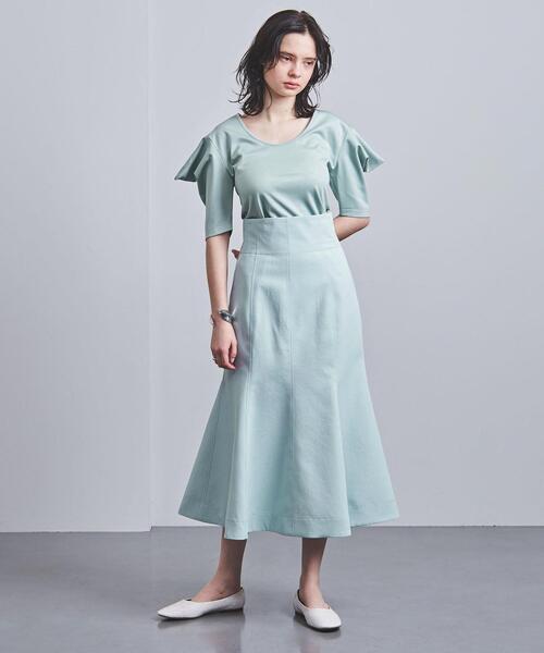 <ELIN(エリン)>フィット&フレア スカート
