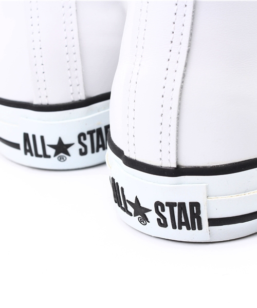 CONVERSE / LEATHER ALL STAR HI