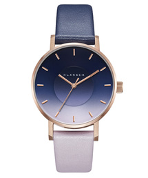 KLASSE14(クラスフォーティーン)の〈KLASSE14/クラス14〉VOLARE SKY COLLECTION leather 2019 SKY COLLECTION ブレスレット付き(腕時計)