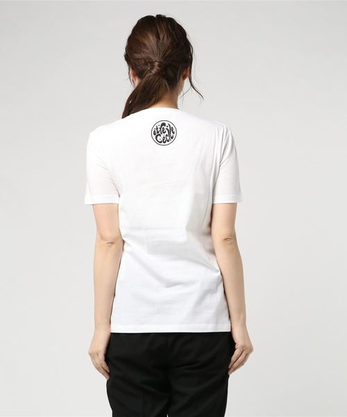 ETRE CECILE / ロゴプリントTシャツ