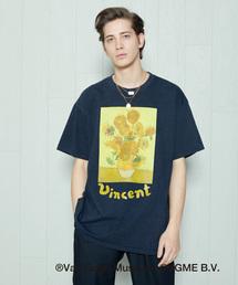 <UNUSED×Van Gogh Museum>SUNFLOWER T-SHIRT/Tシャツ.