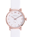 MARC BY MARC JACOBS | BAKER PINKGOLD WHITE(腕時計)