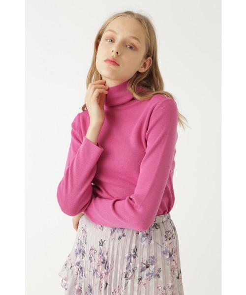 最新発見 ブリジットタートルニット(ニット/セーター) JILLSTUART(ジルスチュアート)のファッション通販, 羽曳野市:84b7be9a --- blog.buypower.ng