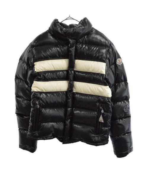 高い品質 【ブランド古着】ラインジップアウターダウンジャケット(ダウンジャケット/コート) MONCLER(モンクレール)のファッション通販 - USED, 広陵町:5595d13c --- ensure.badunicorn.de