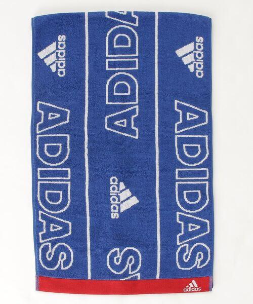 【 adidas / アディダス 】 ロゴ スポーツタオル 06-1265150 towel TOB