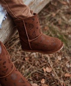 Woodland Brumby キッズ防水ブーツ