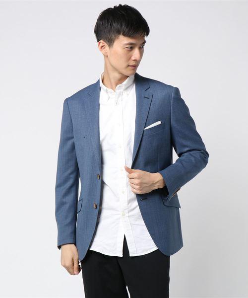 定番ジャケット   (同素材パンツあり セットアップ 可能)