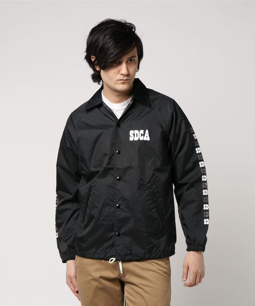 STANDARD CALIFORNIA / スタンダード カリフォルニア:Coach Jacket Type2 -ARKnets Limited-:コーチジャケット:17AW-SD-ARK-JKT[PIE]