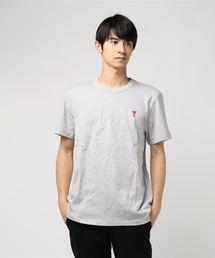 ami alexandre mattiussi (アミ アレクサンドル マテュッシ) / AMI DE COEUR Tシャツ 19SS(Tシャツ/カットソー)