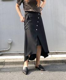 EZUMi(エズミ)のEZUMi(エズミ)別注バックロングSK/スカート(スカート)
