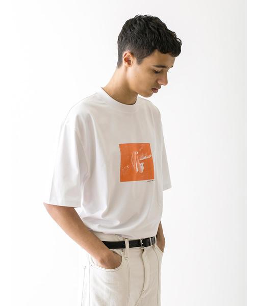 <FUTUR × monkay time> MW GFIT BANA T/Tシャツ