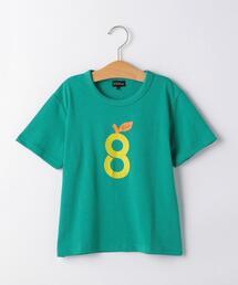 〔吸水速乾〕gロゴプリント Tシャツ ショートスリーブ �V