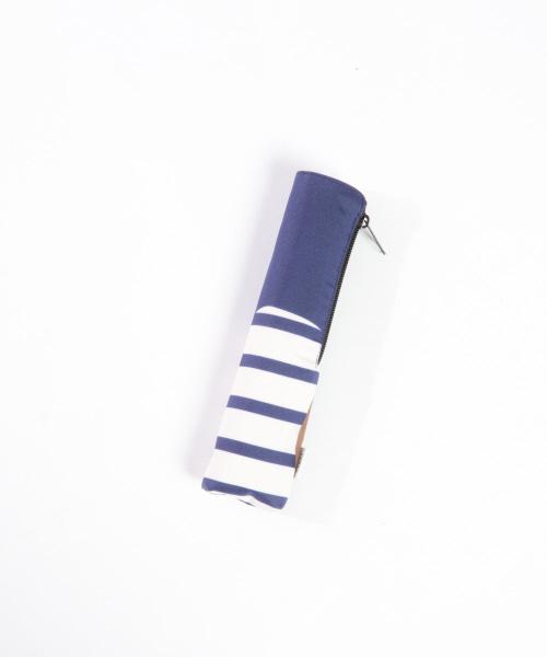 collex(コレックス)の「【日傘 晴雨兼用】折りたたみ 傘(折りたたみ傘)」|オレンジ