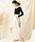 DouDou(ドゥドゥ)の「ハイウエストリボンワイドパンツ(パンツ)」|詳細画像