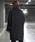 Danton(ダントン)の「DANTON(ダントン) ウールモッサ チェスターコート JD-8991 WOM(ステンカラーコート)」|詳細画像