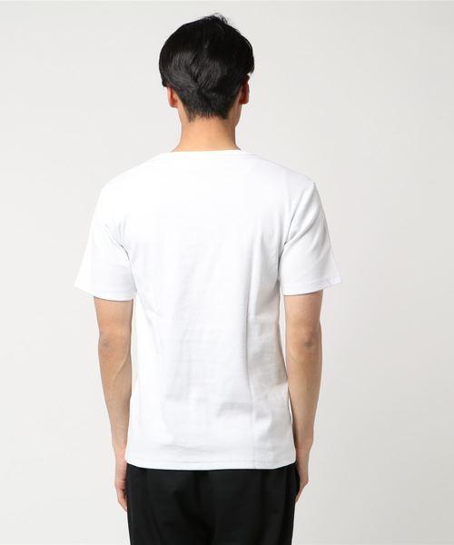 DISCUS ATHLETIC ディスカス アスレチック テレコクルーネックTシャツ NKY