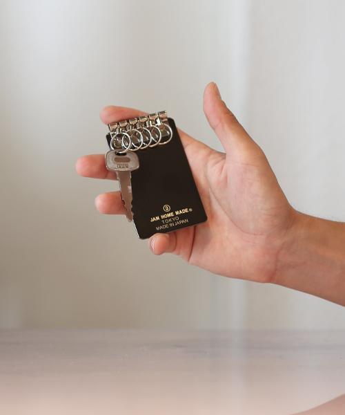 全国総量無料で DAD ホーム メタル HOME カード キーケース キーホルダー/ガンメタ/プレゼント(キーケース JAM/キーアクセサリー)|JAM HOME MADE(ジャムホームメイド)のファッション通販, ウラソエシ:32cb643e --- hundefreunde-eilbek.de