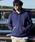 CIAOPANIC TYPY(チャオパニックティピー)の「USAコットン裏毛スウェットパーカー(パーカー)」|ネイビー