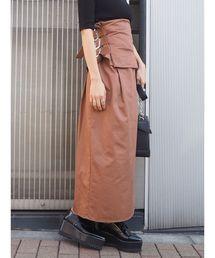 MURUA(ムルーア)の2Wayコルセットスカート(スカート)