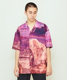 GENERAL_INDEX × UNITED ARROWS & SONS SHIRT