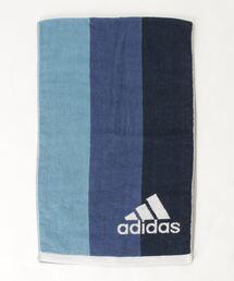 【 adidas / アディダス 】グラット スポーツタオル 06-1295150 towel TOBネイビー