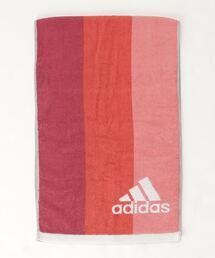 【 adidas / アディダス 】グラット スポーツタオル 06-1295150 towel TOBピンク