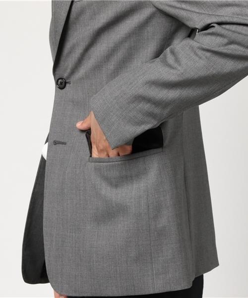 ESTNATION ストレッチウールジャケット