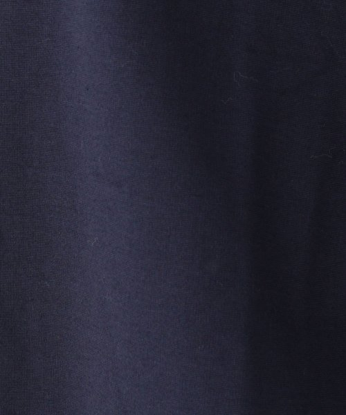 【洗える】七分袖ボタンプルオーバー